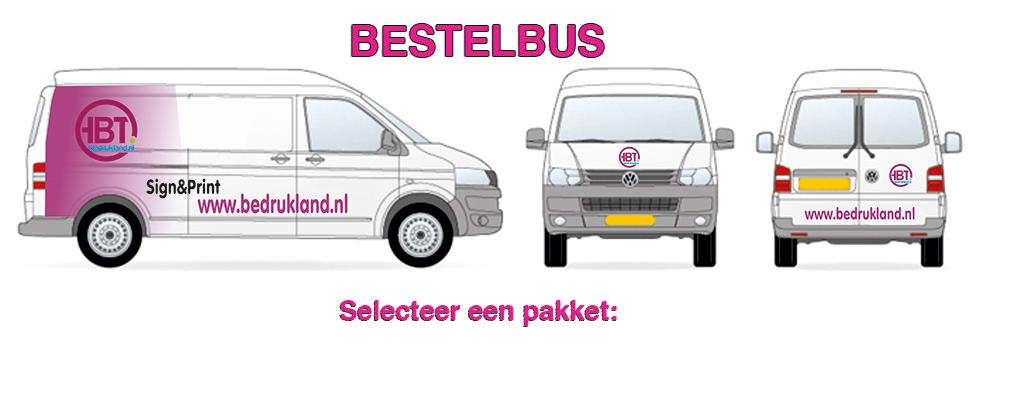 bestelbus design banner - AUTORECLAME