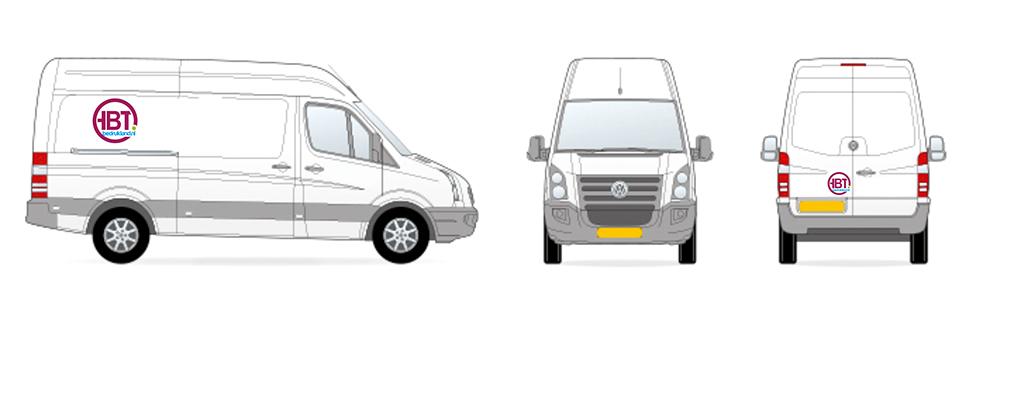 bestelwagen best - AUTORECLAME