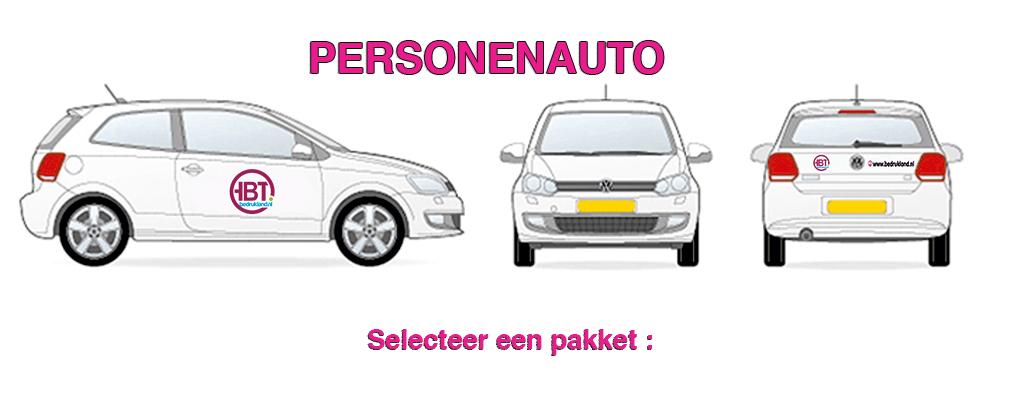 personenauto 2 - AUTORECLAME